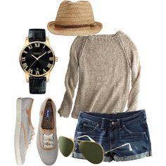 summer casual - #clothing, #wadulifashions, #women