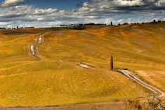 Val D'Orcia - null Country Roads