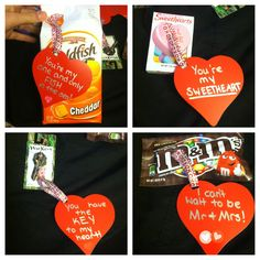 Valentines Gift Ideas! Funny gift puns