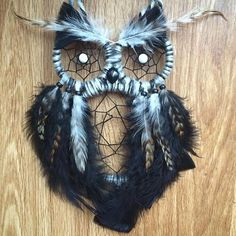 Custom Owl Dreamcatcher ⭐️ Head over to my etsy to order an available owl or…