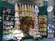 shop of Pasta in Naples