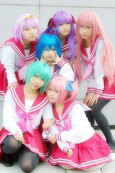 Lucky Star group