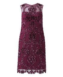 Frock & Frill Samatha Embroidered Dress
