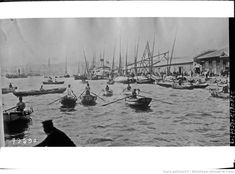 Karaköy Önleri / 1922 Bibliothèque nationale de France arşivi http://gallica.bnf.fr/ark:/12148/btv1b53096132k/f1.highres