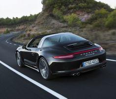 The brand new #Porsche 991 #Targa - #Carrera4S