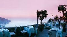 Rosellinis, Ravello, Itália | 32 restaurantes com vistas espetaculares