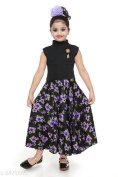 Checkout this latest Frocks & Dresses Product Name: *Fabulous Kid Girl's Dresses* Sizes: 4-5 Years Country of Origin: India Easy Returns Available In Case Of Any Issue   Catalog Rating: ★3.9 (1583)  Catalog Name: Fabulous Kid Girls Dresses Vol 1 CatalogID_332846 C62-SC1141 Code: 372-2478688-786
