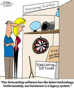 """Forecasting Tool Kits"" by Supply Chain Digest"