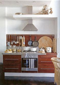 10 Tiny Kitchens We Love