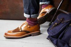 socks + shoes