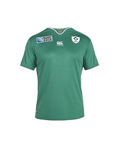 Rugby World Cup 2015 Ireland Home Pro Rugby Jersey