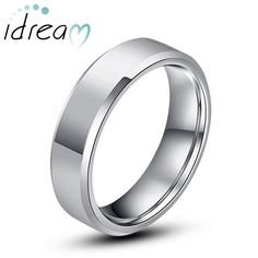 59 Glamorous Tungsten Carbide Womens Wedding Rings Ideas - Fashion and Wedding Matching Jewelry For Couples, Couple Jewelry, Jewelry Sets, Tungsten Wedding Bands, Wedding Ring Bands, Wedding Rings For Women, Rings For Men, Step Edging, Tungsten Carbide
