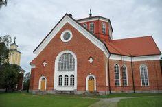 Kristiinankaupunki, Siipyyn kirkko