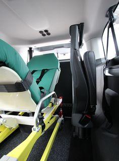 Citroen Spacetourer Tamlans, Wheelchair Accessible Taxi Taxi, Car Seats