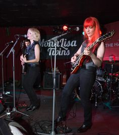 MonaLisa Twins. Lisa Wagner, Rock Cover, Living In England, Original Music, The Beatles, Mona Lisa, Twins, Archive, Punk