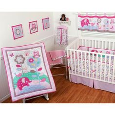 Sumersault Morgan Baby Bedding Collection