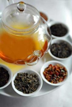 There is nothing better than a good cup of tea. Well, maybe a variety of tea...that better!