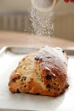 It's not Christmas without stollen.