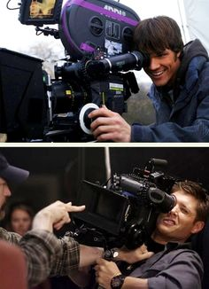 Jared's smile <3  ***Remember to follow my Carry On, Wayward Sons 2 board when it goes up!! (: