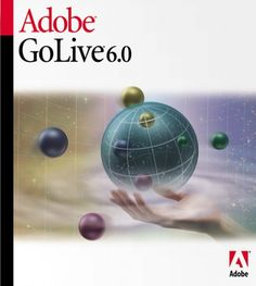 Adobe GoLive 6.0 [Old Version] Adobe