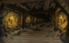 DUNGEON by Eddie-Zato1 on DeviantArt