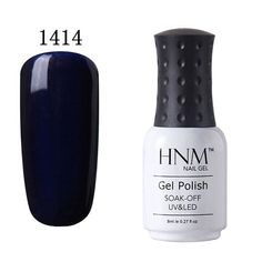HNM 8ml Soak Off UV Gel Nail Polish 58 Colors Nail Gel Polish Nail Glue Gel Lak Vernis Semi Permanent Gelpolish Gel Varnishes