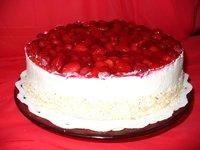 Rezept: Himbeer-Joghurt-Sahnetorte Bild Nr. 2