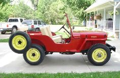 1947 Cj2a | 1947 cj2a jeep , Run since a two-owner finepix For willys , jeep-saw ...