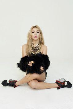 CL [Lee Chae-rin]   High Cut Magazine November '14 Issue