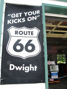Route 66  my bucket list
