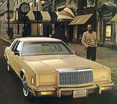1979 Chrysler New Yorker Fifth Avenue Edition Four Door Pillared Hardtop