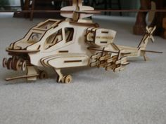 Craft Stick Crafts, Wood Crafts, Diy And Crafts, 3d Puzzles, Wooden Puzzles, Laser Etcher, Laser Cutter Ideas, Kit, Wood Toys