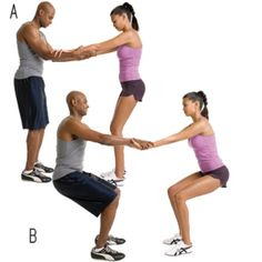 How to use two bodies in a workout to get the one you want.