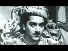 Song: Jaag dard-e-ishq jaag - Singers: Hemant Kumar, Lata Mangeshkar, Film: Anarkali (1953), Actors: Pradeep Kumar, Bina Rai, Kuldeep Kaur, Nurjahan, Director: Nandlal Jaswantlal