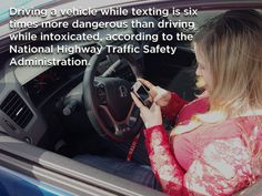 5 Facts that will make you think twice before texting and driving: social impacts of cell phone addiction.