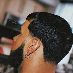 Taper Fade Haircut, Barbers Cut, Latin Artists, Baby Daddy, Haircuts For Men, Rapper, Hip Hop, Hair Cuts, Singer