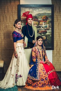 The Most Chic Sisters Of The Bride/ Groom in 2016 | WedMeGood