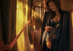 Zhao Wei poses for fashion magazine   China Entertainment News