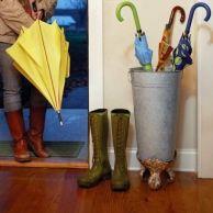 Tub-Foot Umbrella Stand