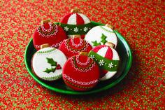 Christmas cookies! (recipe from Taarten decoreren Christmas special)