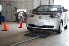 Automotive R&D Facility to Test In-Motion Wireless Charging