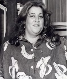 """Mama"" Cass Elliot, a woman who never let her size get in the way of her career. What a beautiful voice, such a loss."