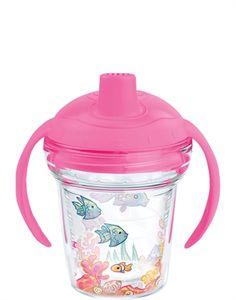 Fishy Fun Tervis Sippy Cup | underthecarolinamoon.com