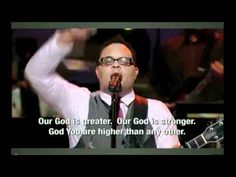 Our God - Israel Houghton - Easter Sunday 2011 @ Lakewood Church in H town