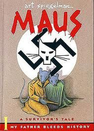 mouse graphic novel - Heard a lot about this, on my read list
