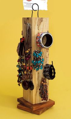 Fair Trade Wholesale - Jewelry Display - display, jewelry - Handmade Expressions