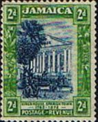 Jamaica 1919 SG 81 Kings House Spanish Town Fine Mint Scott 78 Other Jamaican Stamps HERE