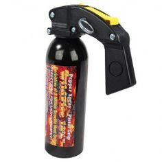 WildFire 1lb Pepper Spray 18% Pistol Grip