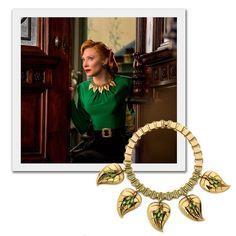 A peça usada por Cate Blanchett no longa chega às lojas brasileiras da Swarovski (Foto: Divulgação)