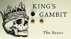 """The King's Gambit is the epitome of romantic chess – an aggressive pawn sacrifice which leads to beautiful attacking games. As opposed to """"normal"""" openings, . Pawn Sacrifice, The Gambit, Central Square, Chess, Theory, Two By Two, Romantic, King, Games"""